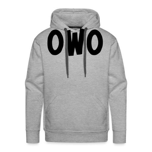 OWO - Men's Premium Hoodie
