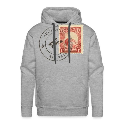 Kiwi stamp - Männer Premium Hoodie