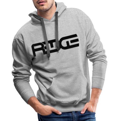Redge Logo 2 - Men's Premium Hoodie