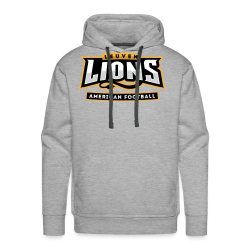 Lions full color - Men's Premium Hoodie
