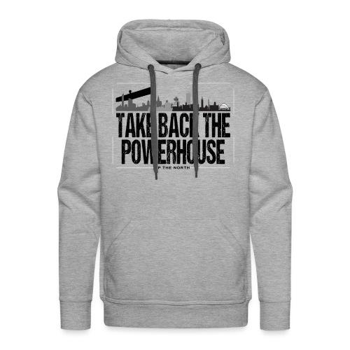 Take Back The Powerhouse - Men's Premium Hoodie