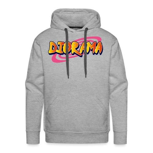 DioraNinja - Sweat-shirt à capuche Premium pour hommes