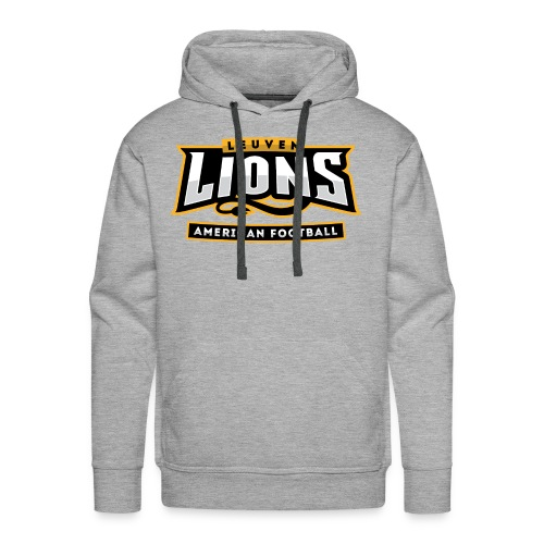 Lions full color - Men's Premium Hoodie