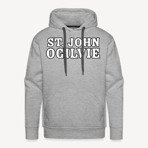 ST JOHN OGILVIE - Men's Premium Hoodie