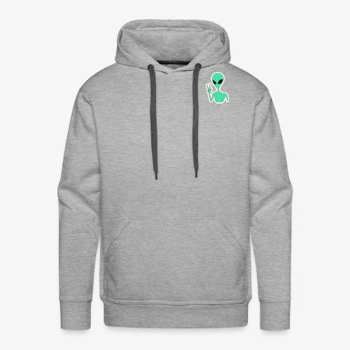 The Alien - Mannen Premium hoodie
