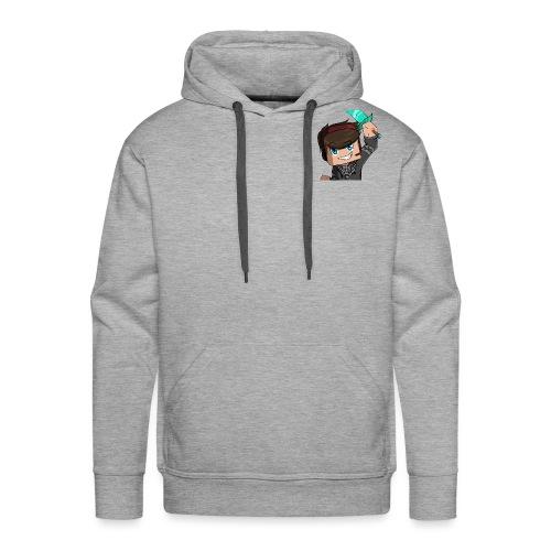 Avatar Minecraft Xtr3mZMiniboy - Sweat-shirt à capuche Premium pour hommes