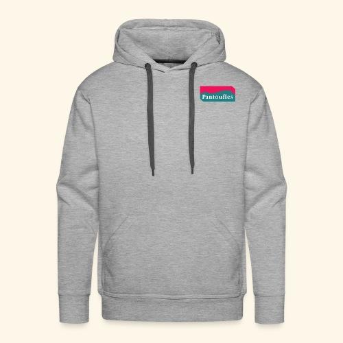pantoufle - Sweat-shirt à capuche Premium pour hommes