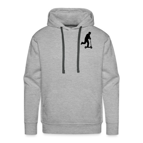 the old man - Männer Premium Hoodie