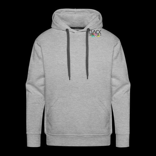 BaSo 1.0 - Sweat-shirt à capuche Premium pour hommes
