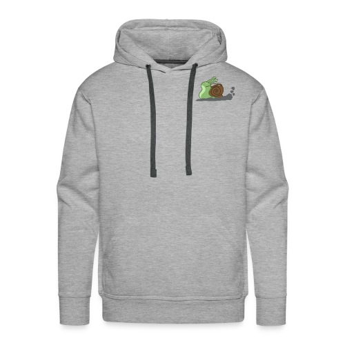 Ze Snail Cavalry - Herre Premium hættetrøje