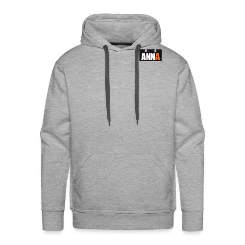 anna - Mannen Premium hoodie
