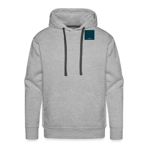 Deciphered Icon - Men's Premium Hoodie