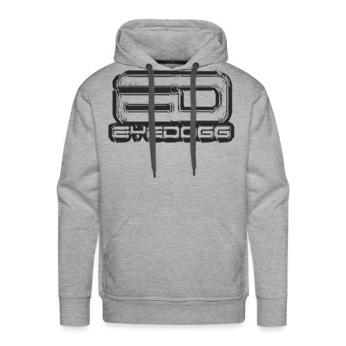 EYEDOGG Official Logo - Männer Premium Hoodie