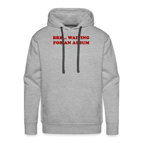 Album Shirt - Mannen Premium hoodie