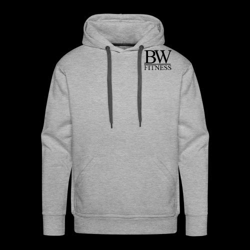 BW aesthetic - Men's Premium Hoodie