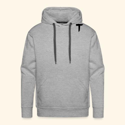 T - Sweat-shirt à capuche Premium pour hommes