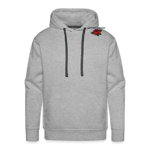BD ROSE - Männer Premium Hoodie