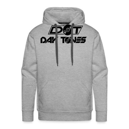 DT Logo black - Männer Premium Hoodie