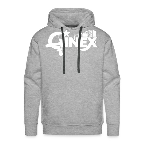 Ginex Neubau - Männer Premium Hoodie