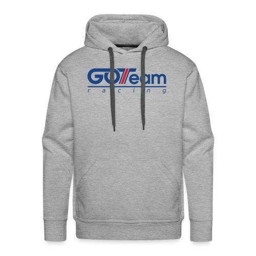 GOTeam Racing Blue - Premiumluvtröja herr