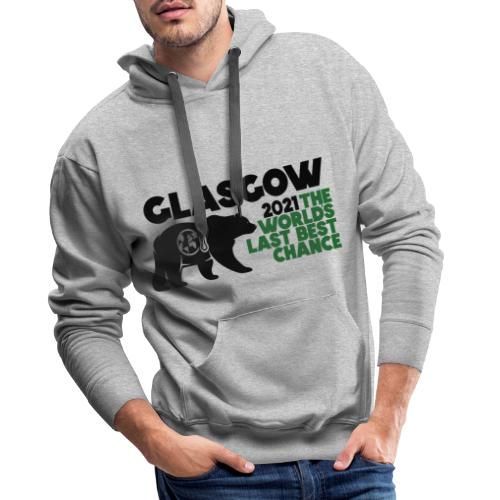 Last Best Chance - Glasgow 2021 - Men's Premium Hoodie
