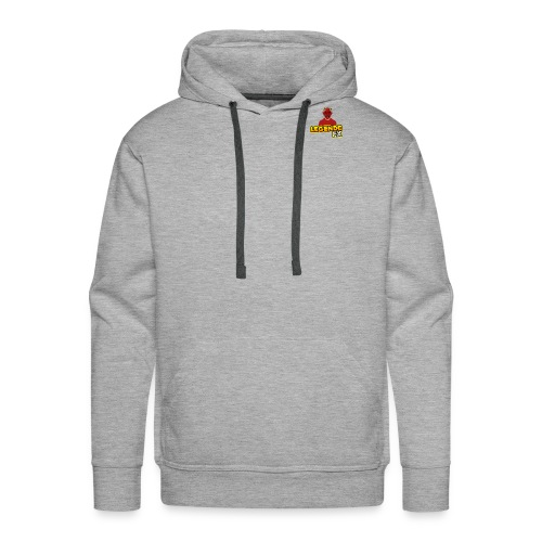texte.png Sweat-shirts - Sweat-shirt à capuche Premium pour hommes