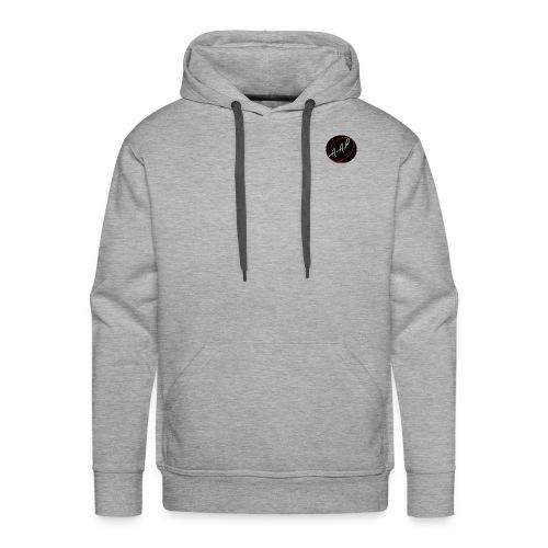 Ath a Photo - Sweat-shirt à capuche Premium pour hommes