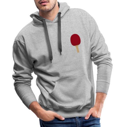 PALA RED - Sudadera con capucha premium para hombre