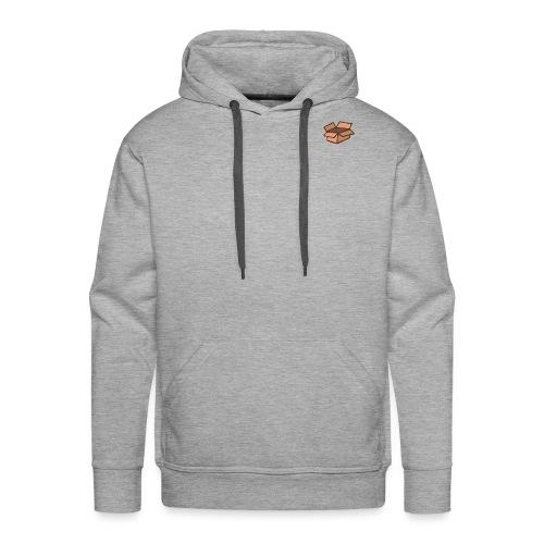 Petit Carton - Sweat-shirt à capuche Premium pour hommes