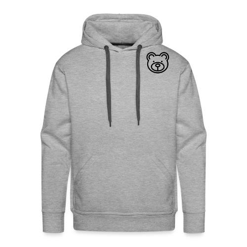 Oso Bear - Sudadera con capucha premium para hombre