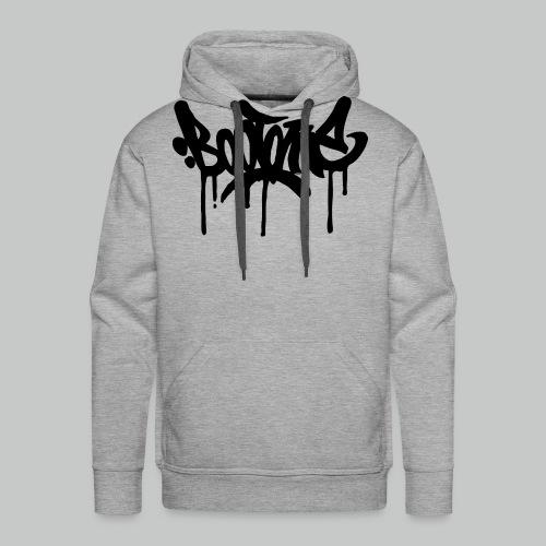 bootane001 - Sweat-shirt à capuche Premium pour hommes