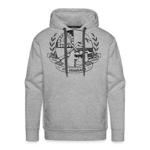 Design von Steffiin Schwarz - Männer Premium Hoodie