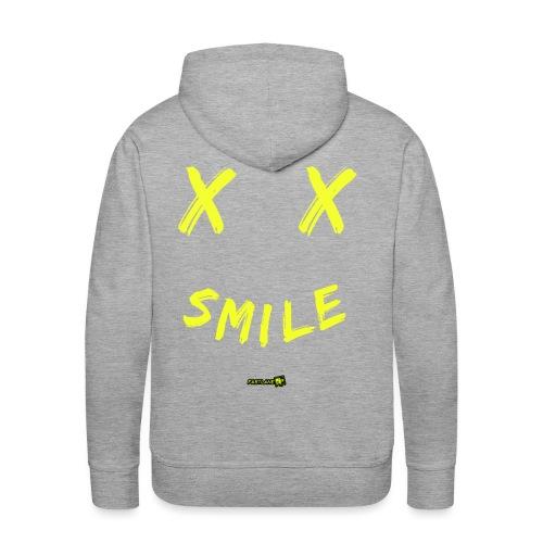 stealth smile - Men's Premium Hoodie