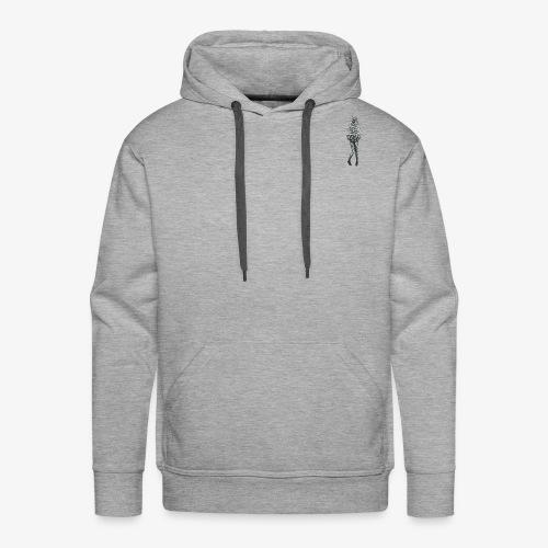 Pineapple - sexy legs - Sweat-shirt à capuche Premium pour hommes