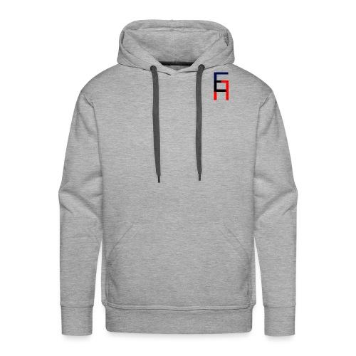 Entre Amis Base - Sweat-shirt à capuche Premium pour hommes