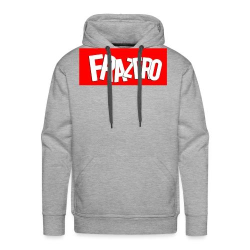 FRAZERO RED BOX DESIGN - Men's Premium Hoodie