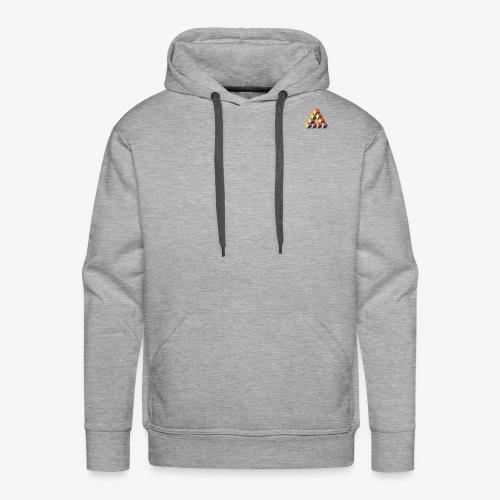 Illusion - Sweat-shirt à capuche Premium pour hommes