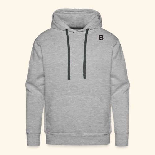 Louis Bert - Sweat-shirt à capuche Premium pour hommes