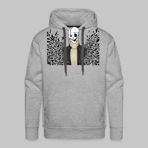 Grillby - Sweat-shirt à capuche Premium pour hommes