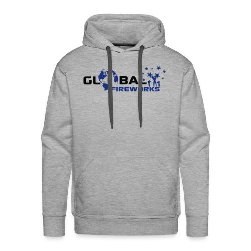 Global Fireworks - Männer Premium Hoodie