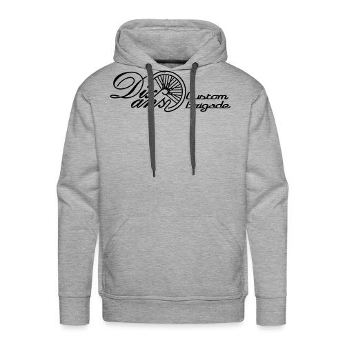 dixans02d - Sweat-shirt à capuche Premium pour hommes