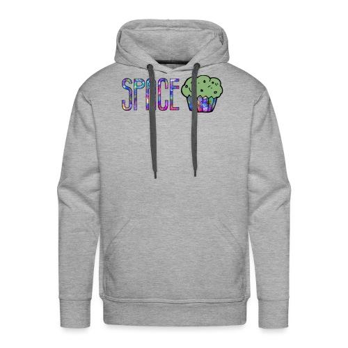Space cake - Sweat-shirt à capuche Premium pour hommes