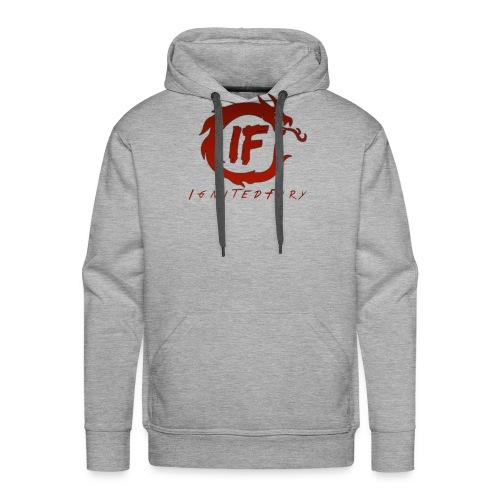 IgnitedFuryShirt 2 - Männer Premium Hoodie