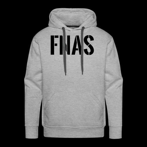 FNAS - Herre Premium hættetrøje