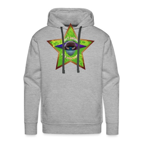 alien - Sweat-shirt à capuche Premium pour hommes