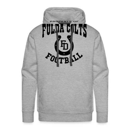 Property of FD Colts - Männer Premium Hoodie