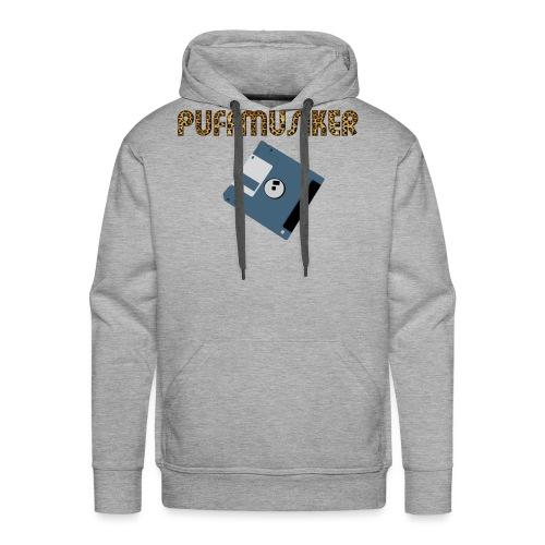 004 time4music - Männer Premium Hoodie