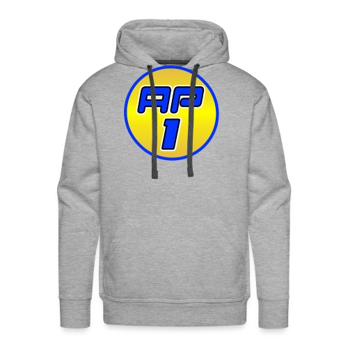 12804 2CAP1 Logo - Men's Premium Hoodie