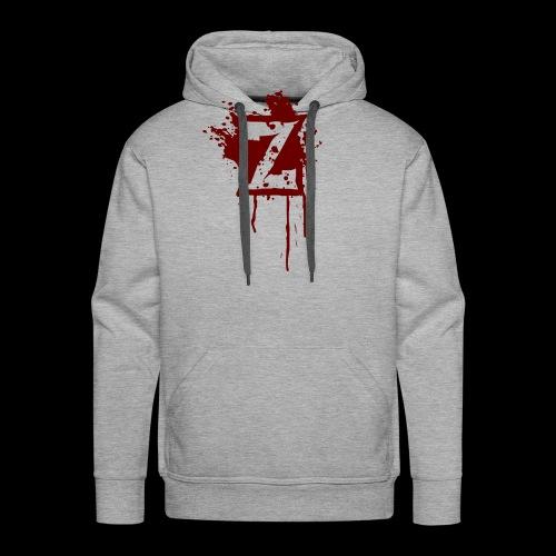 SZ - Sweat-shirt à capuche Premium pour hommes