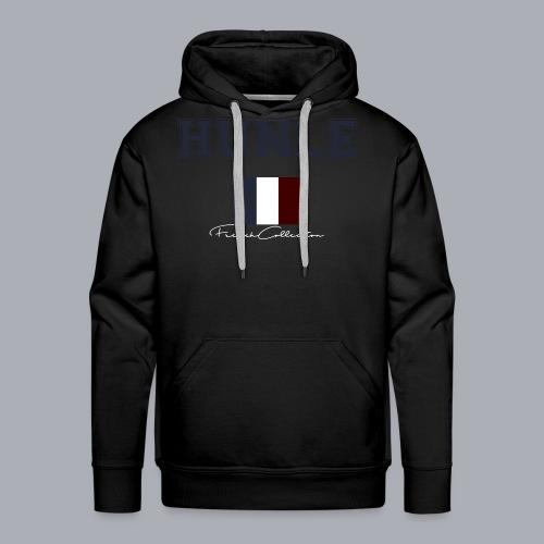 hunle French Collection n°1 - Sweat-shirt à capuche Premium pour hommes